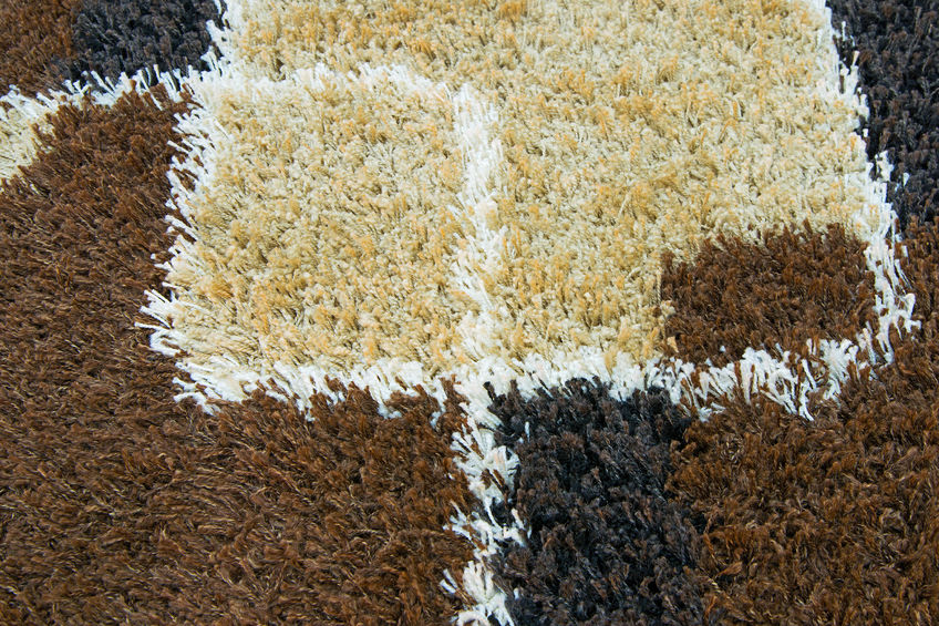 37987287 - colorful of carpet texture