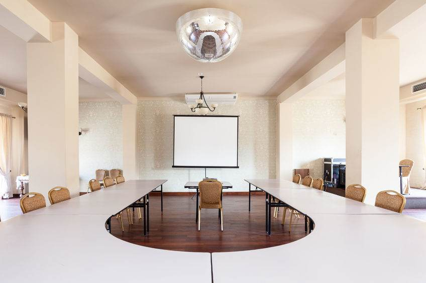 29251335 - interior of a room with conference table